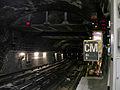 Metro de Paris - Ligne 1 - Concorde - Tunnel 01.jpg