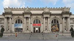 Метрополитен-музей (Метрополитен) - Центральный парк, Нью-Йорк. Jpg