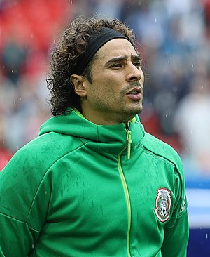 Guillermo Ochoa - Ochoa at the 2017 FIFA Confederations Cup