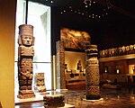 Mexico - Museo de antropologia - salle maya (ou pas).JPG