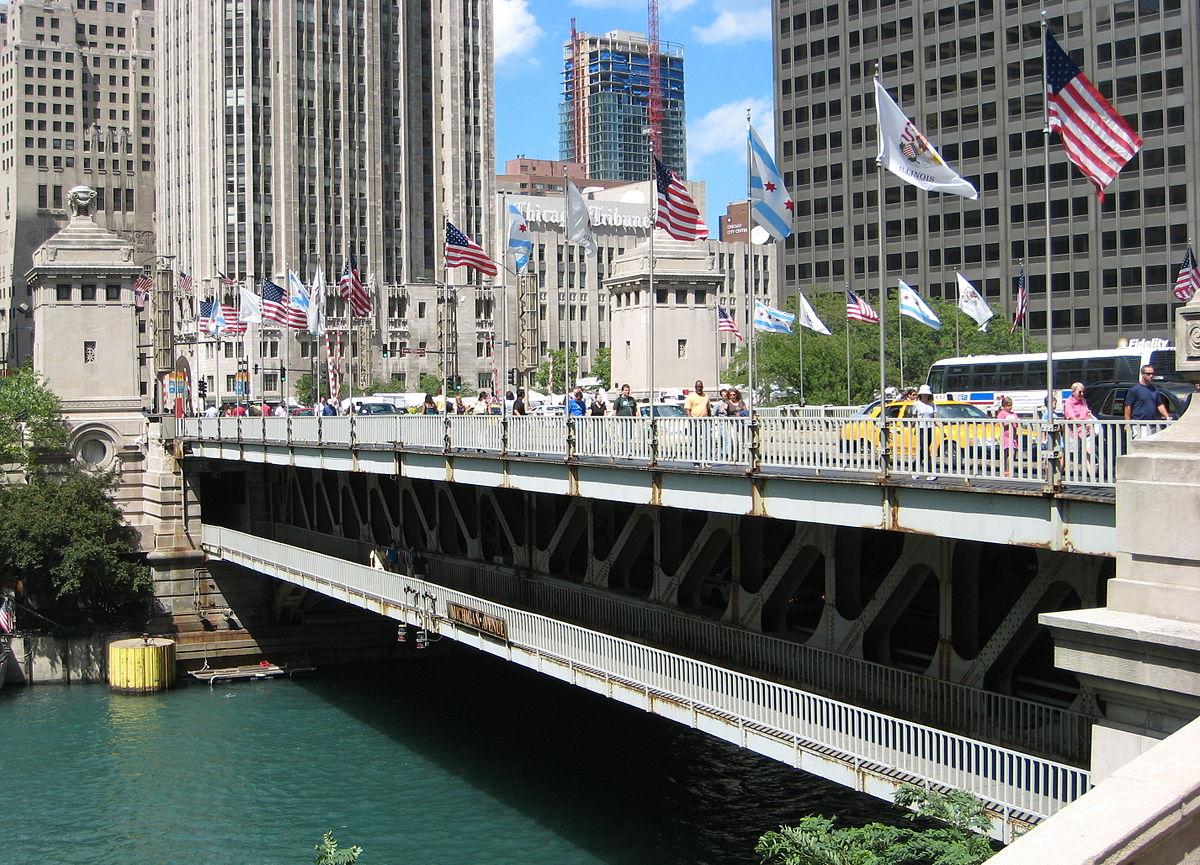 chicago backlight bridge - photo #31