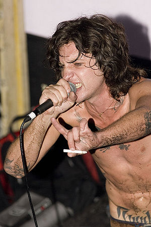 Mickey Avalon - Avalon performing in 2007
