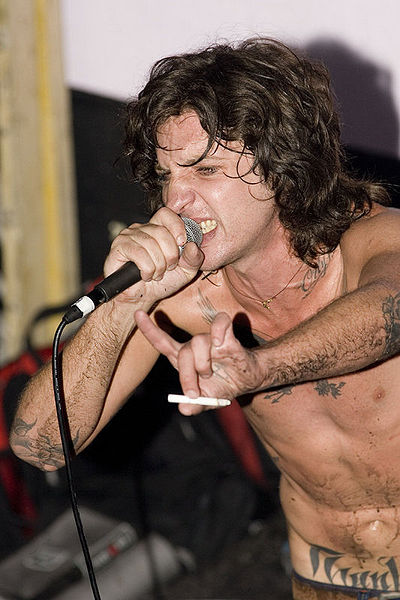 Picture of a band or musician: Mickey Avalon