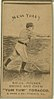 Mickey Welch, New York Giants, baseball card portrait LCCN2007683706.jpg