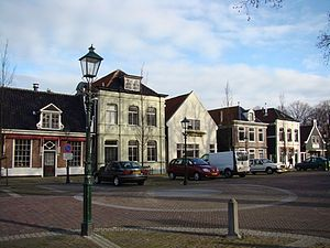 Beemster - Middenbeemster town centre