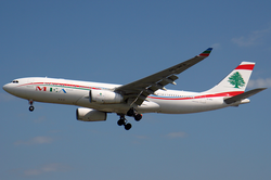 Airbus A330-200 der Middle East Airlines