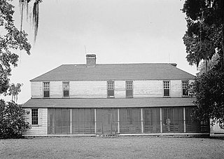 Middleburg Plantation human settlement in United States of America