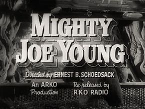 Description de l'image Mighty Joe Young (1949) trailer title.jpg.