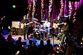 Mike Stern, Dennis Chambers, Tom Kennedy, and Randy Brecker at Jazz Alley (9), 2010-12-08.jpg