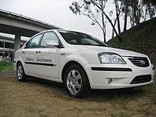 The Miles Electric Vehicles Xs500 Prototype Predecessor To Coda Sedan