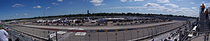 Milwaukee Mile - Image: Milwaukee Mile Panorama