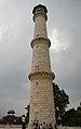 Minaret of the Taj.JPG