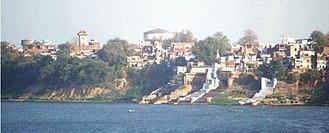 Mirzapur - View from the Shastri Setu