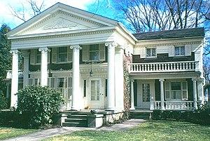 Milan, Ohio - The Mitchell-Turner House, 1848
