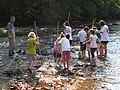 Mitchell County students hitting the river (5029719526).jpg