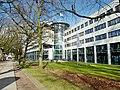 Mittelweg 177 Verwaltungsgebäude der Uni-HH in Rotherbaum.jpg