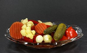 Mixed pickle - Mixed pickles
