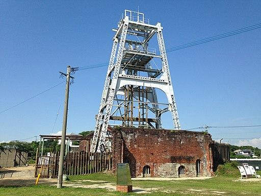 Miyanohara Pit of Miike Coal Mine (southwest) 2