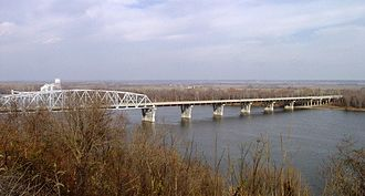 Mark Twain Memorial Bridge - Image: Mktwainmembridge