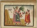 Moctezuma I, the Fifth Aztec King (Reigned 1440–69) WDL6730.png