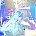 Modular analog video synth #portrait @chibibby #codame #rackgeek ^ ^ (photo by j bizzie) 2013-11-14 11.55.34.jpg