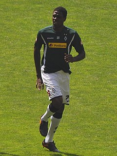 Mohammadou Idrissou Cameroonian footballer