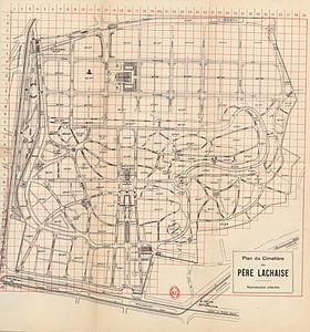 Moiroux - Plan du cimetière du Père-Lachaise - 1908.jpg