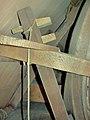 Molen Kerkhovense molen, kap bovenwiel pal (3).jpg