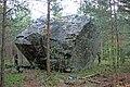Mommehålstenen - Bouldering - panoramio.jpg
