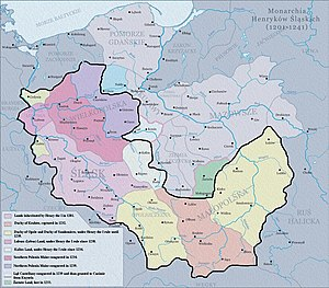 History of Silesia - Monarchy of the Silesian Henries.