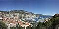 Monaco Hercule Harbour Panorama.jpg