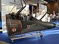 Mondial des Métiers 2020 - cabine de pilotage d'un avion de chasse.jpg