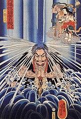 6 yō sei kuniyoshi jiman senbu bungaku shōnin