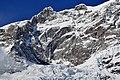 Monte Rosa Valsesia Wall Corno Nero 4322 m and Ludwigshohe 4342 m.jpg
