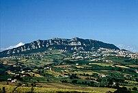 Monte Titano, Repubblica di San Marino
