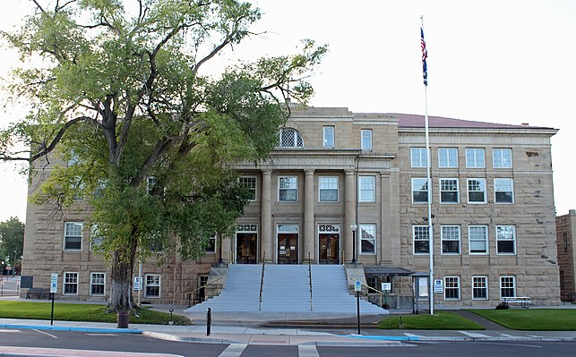 Montrose County Courthouse