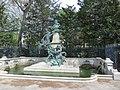 Monument à Delacroix by Jules Dalou, Paris 17 April 2016 006.jpg