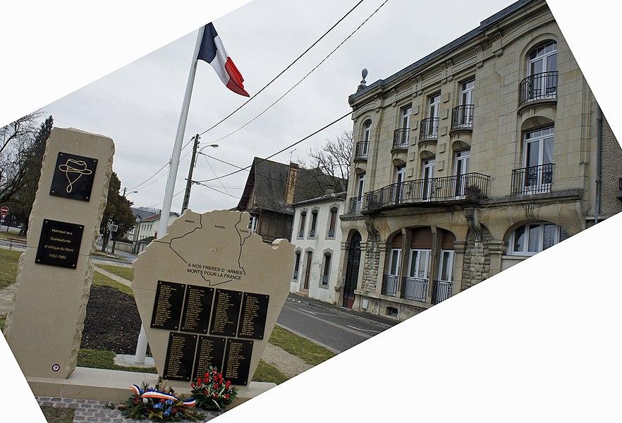 Monument AFN Saint-Mihiel.