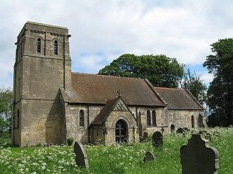 Moor Monkton - All Saints' Church, Moor Monkton