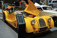 Morgan Motor Company - Wikipedia
