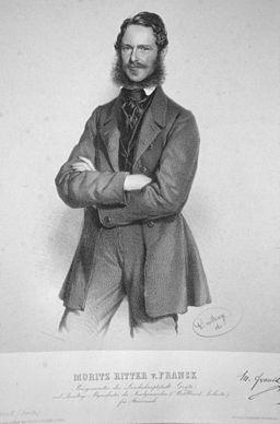 Moritz Ritter von Franck