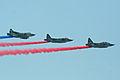 Morning Red Blue White formation, Zhukovsky 2012 (8617676814).jpg