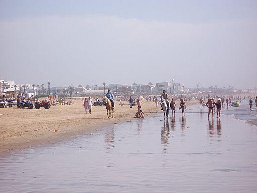 MoroccoAgadir beach2