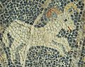 Mosaic in Maltezana at Analipsi, Astypalaia, 5th c AD, Aries Astm25a.jpg