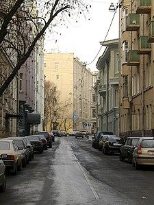 ссылки на сайт Скатертный переулок