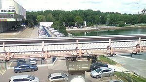 Файл:Moscow monorail - EPS-06 train ride.webm