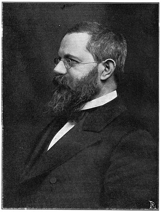 Moses Gaster - Moses Gaster in 1904