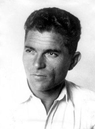 Golani Brigade - Moshe Mann, the first commander