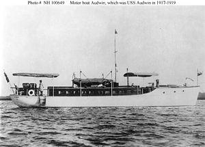 Motorboat Audwin
