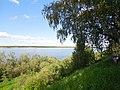 Motorboat by Verkhnaya Dvina, Kotlas - Toima - panoramio (107).jpg